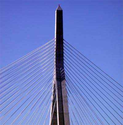 boston bridge structure 2006 Ernest J. Bordini, Ph.D. all rights reserved
