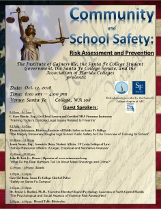 community and school safety risk assessment